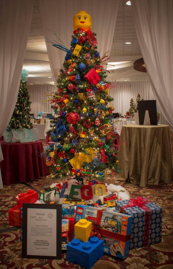 19 Most Creative Kids Christmas Trees - Pretty My Party ...