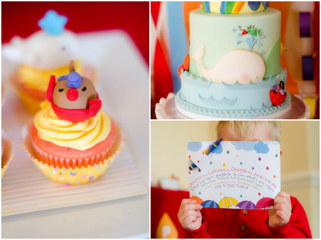 Rainbow Party Ideas For Kids