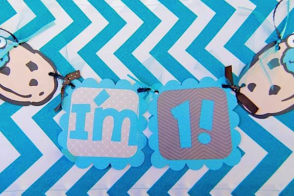 Cookie Monster I Am 1 Banner
