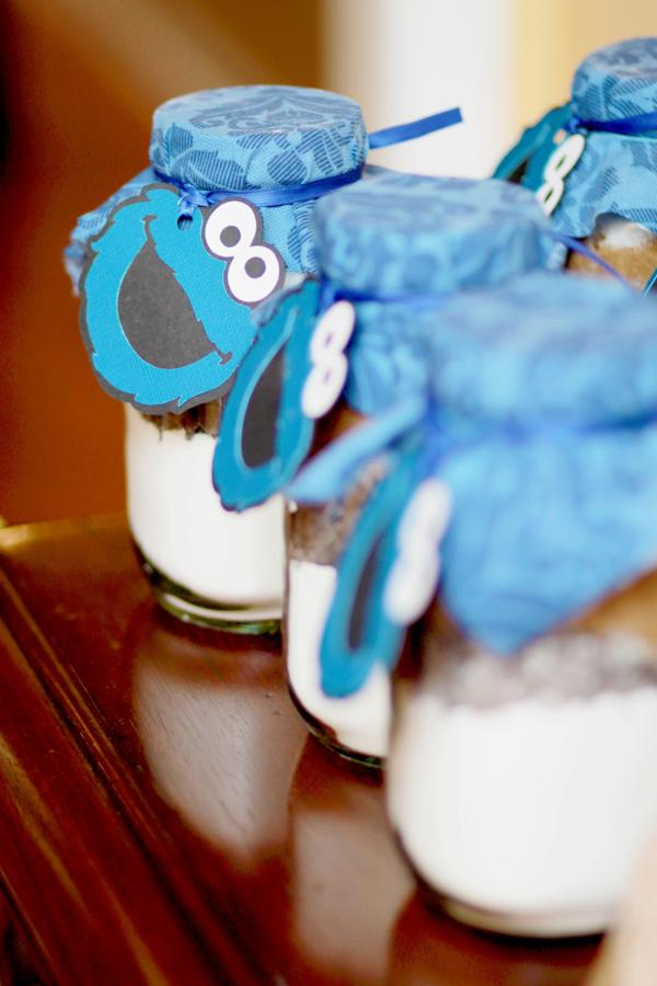 Cookie Monster Favors