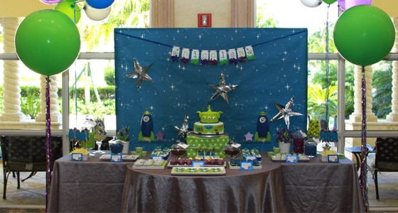 Buzz Lightyear Party Pretty My Party Party Ideas
