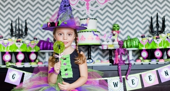 Glam-o-ween Party