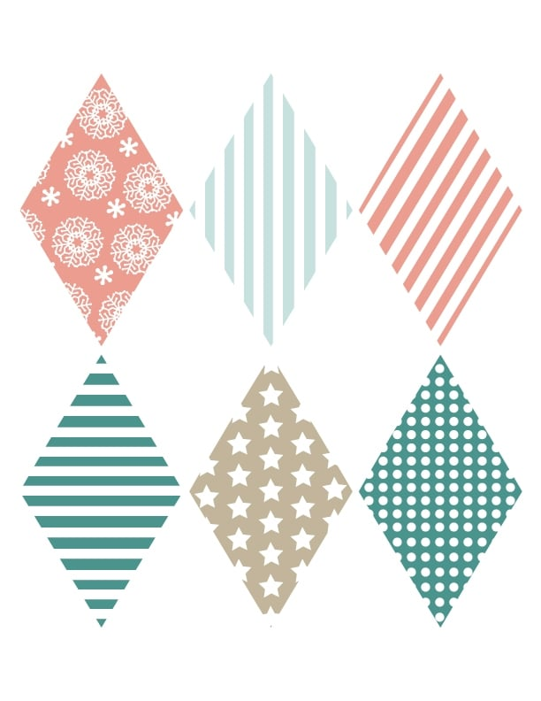 Free Vintage Christmas Printables on Pretty My Party