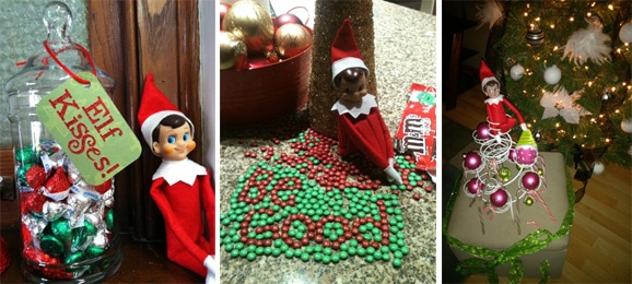 Funny Elf on the Shelf Ideas