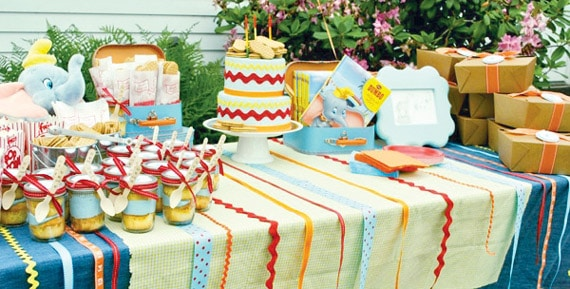 Dumbo Themed Party Ideas