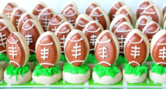 Super Bowl Party Inspiration