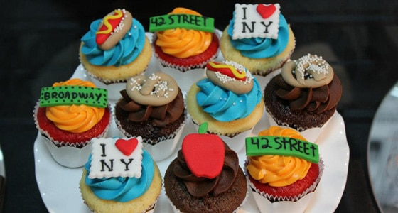 New York Themed 40th Birthday Pretty My Party Party Ideas