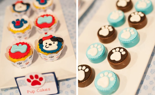 Carter's 2nd Puppy Paw-ty!