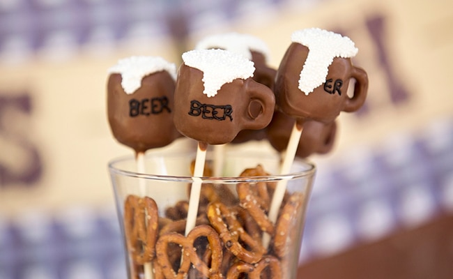 Oktoberfest Inspired Beer Bash Pretty My Party Party Ideas