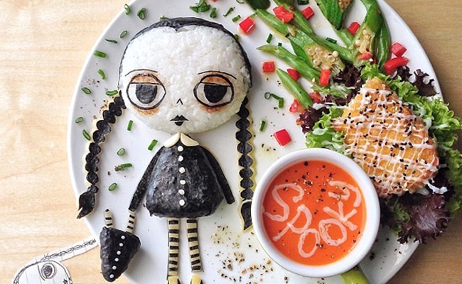 10 Fun Halloween Inspired Food For Kids - Pretty My Party