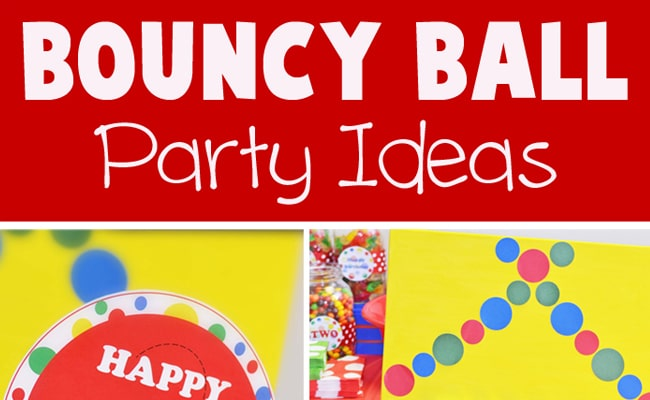 Bouncy Ball Party Ideas Pretty My Party Party Ideas