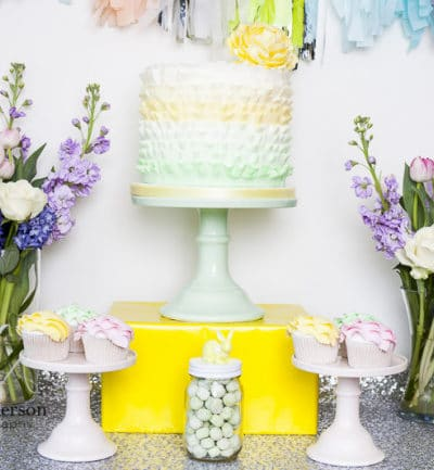 Easter Themed Styled Photo Shoot