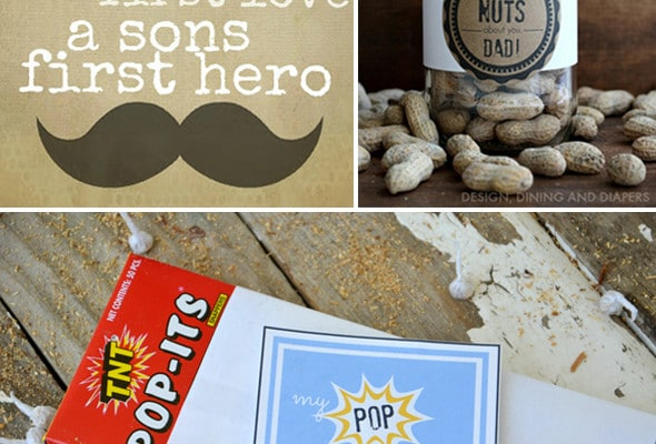 15 Free Father's Day Printables