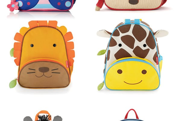 15 Backpacks Your Kids Will Love