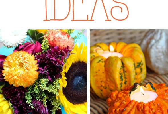 25 DIY Fall Decor Ideas