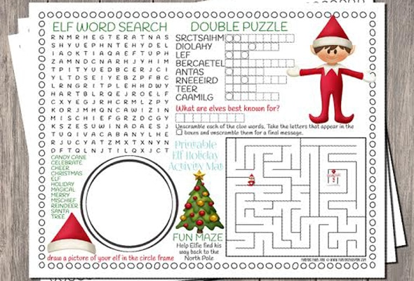 Free printables archives page 3 of 5 pretty my party 27 free holiday printables spiritdancerdesigns Image collections