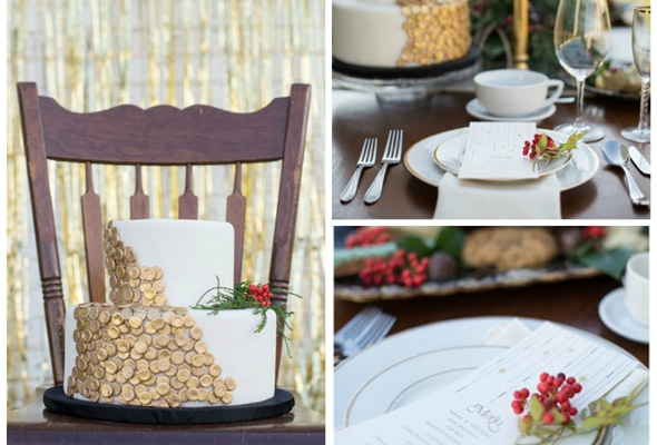 New Years Eve Party Styled Shoot