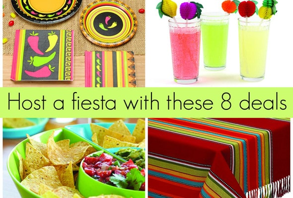 Host a Mexican fiesta with these 8 deals