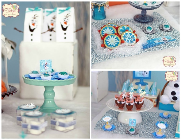 olaf-party-desserts