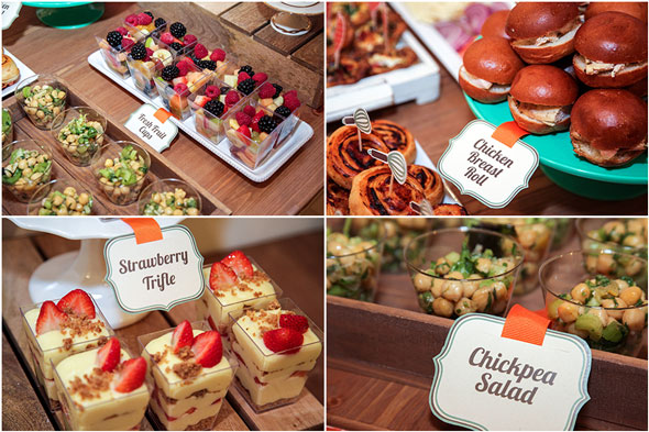 Baking-Party-Food-Table