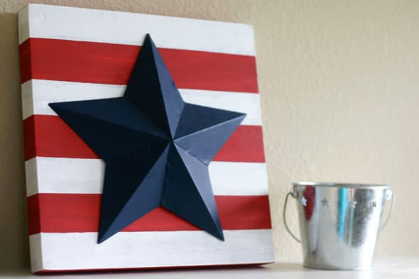 Star-Canvas-Decoration