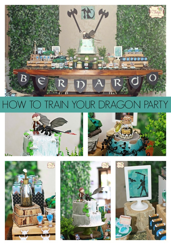 how-to-train-your-dragon-party-ideas