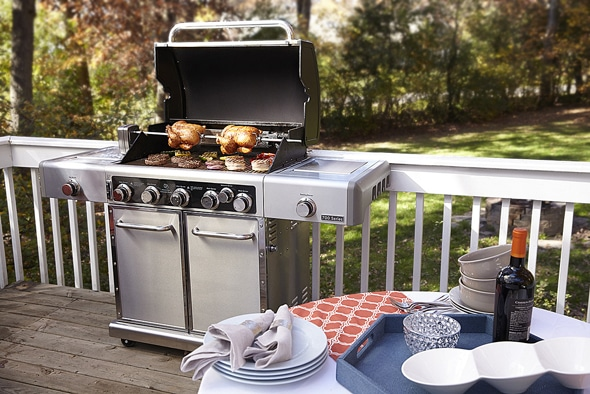 5 Grilling Tips for Father's Day