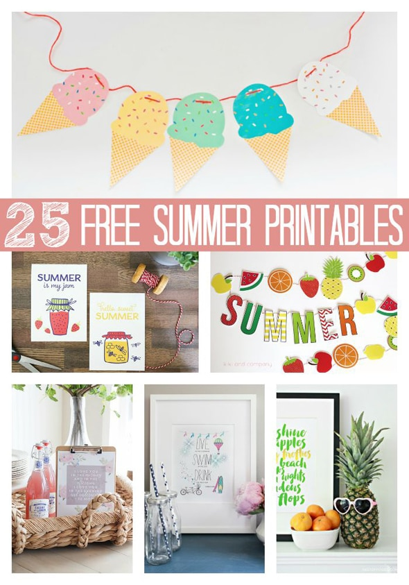 free-summer-printables