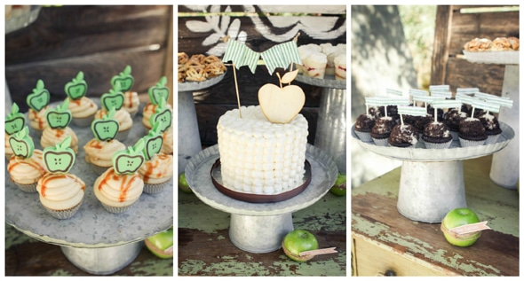apple-themed-baby-shower-desserts