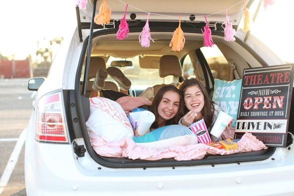 Vintage Drive In Movie Party Pretty My Party Party Ideas