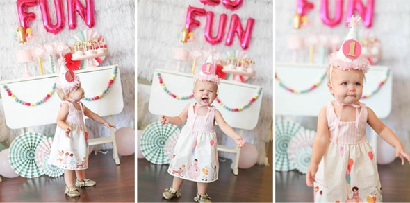 1st-Birthday-Party-One-is-Fun-ideas