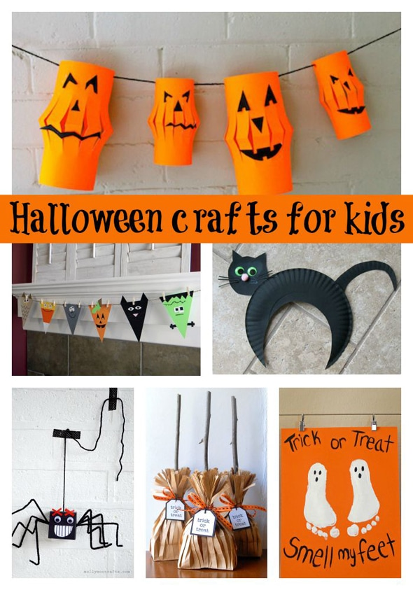halloween crafts ideas for kids 30 craft ideas for pretty my 6670