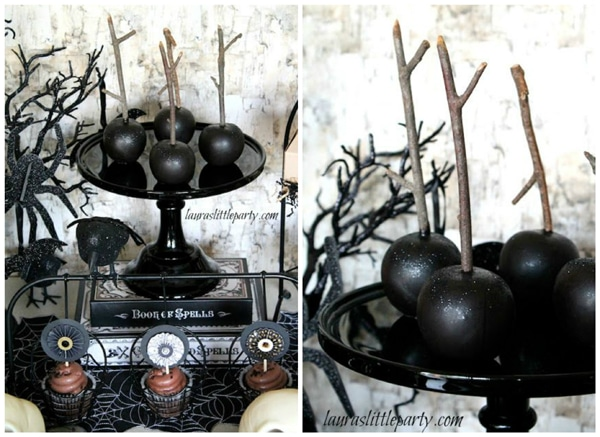 halloween-black-apples