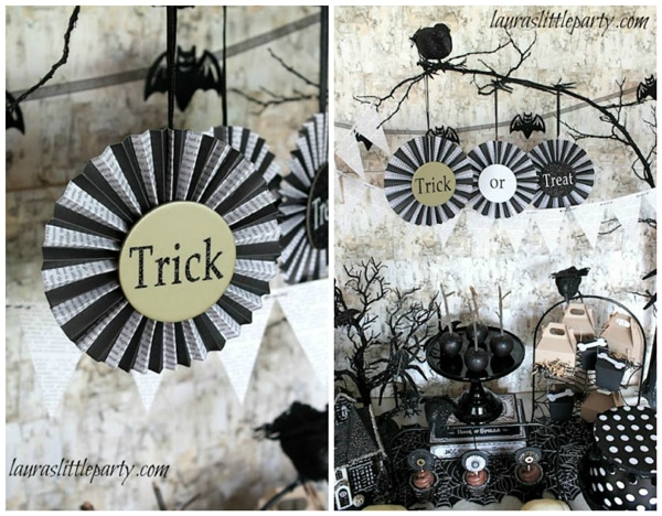 hallows-eve-black-white-dessert-table