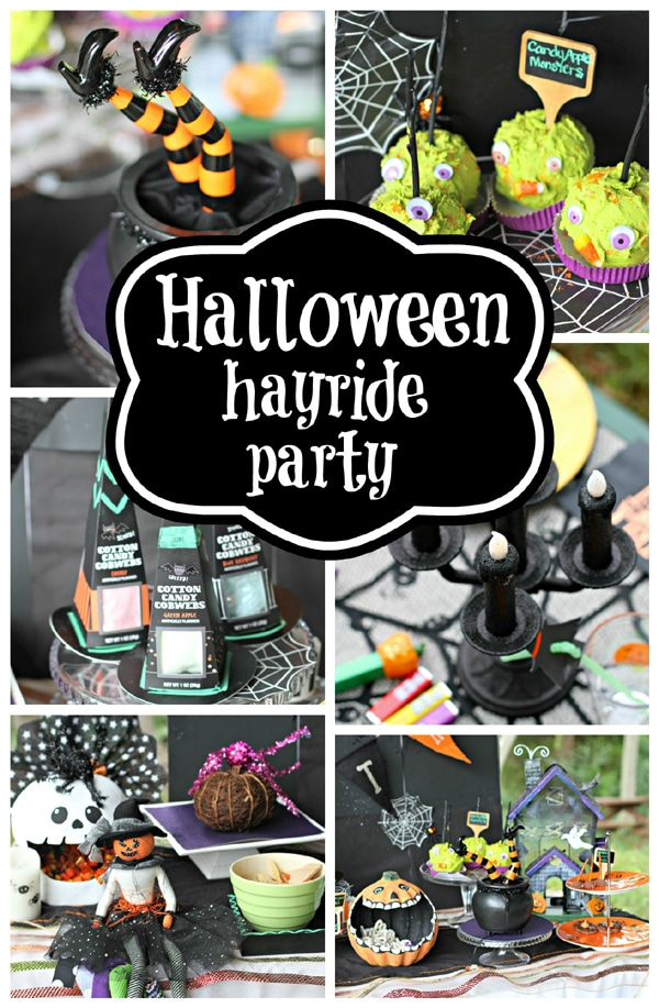 kids-halloween-hayride-party-ideas