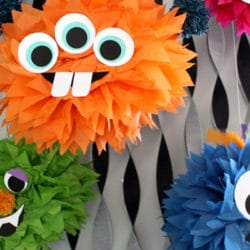30 Monster Halloween Party Ideas