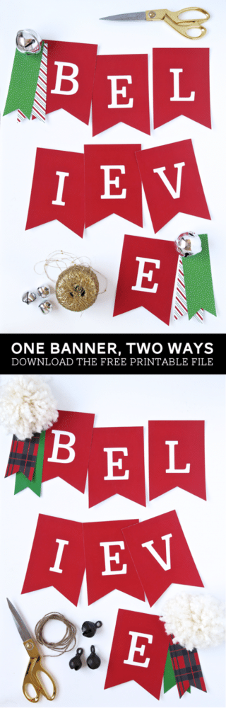Free-Printable-Believe-Banner-Two-Ways