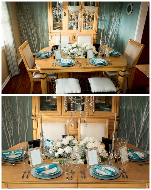 blue-silver-holiday-table