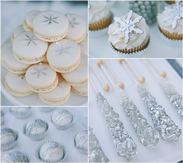 Silver-And-White-Party-Desserts