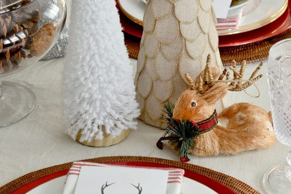 Rustic Holiday Cocoa Party