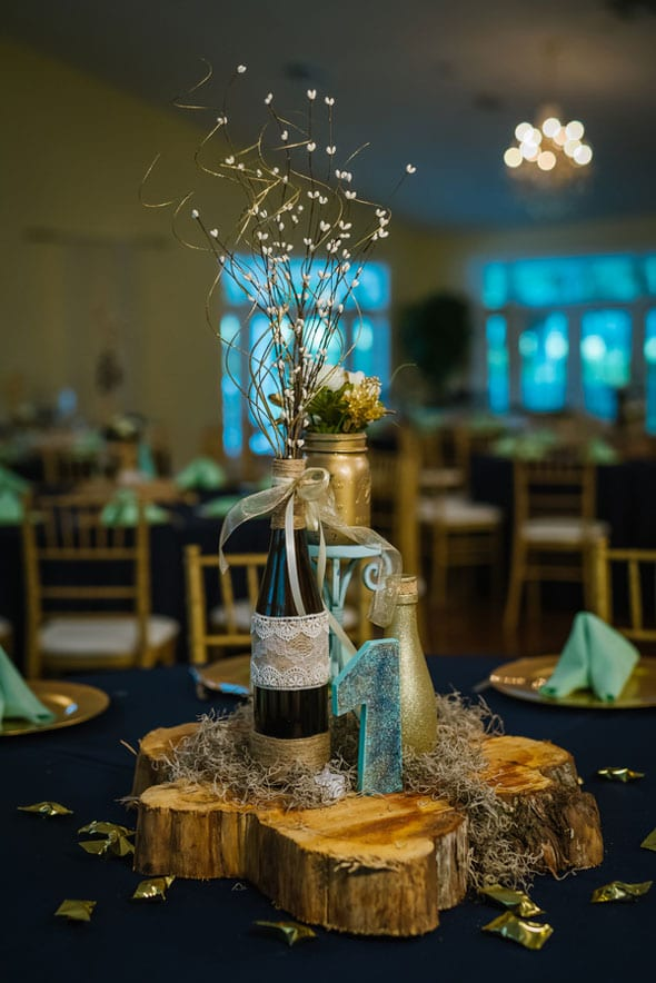 Teal-Lace-Reception