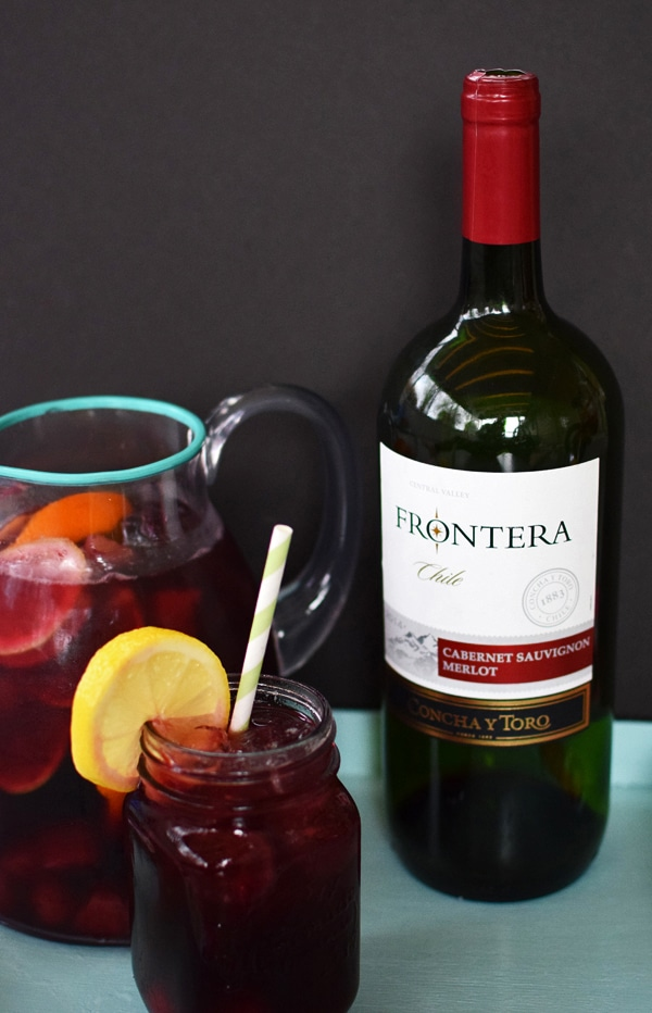Frontera Sangria Recipe - Pretty My Party