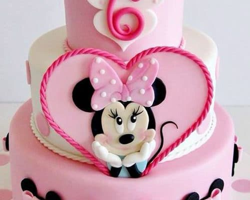 Minnie Mouse Cake Designs Tag Archives Pretty My Party
