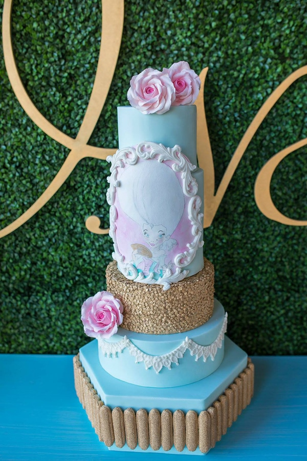 marie-antoinette-1st-birthday-party-cake