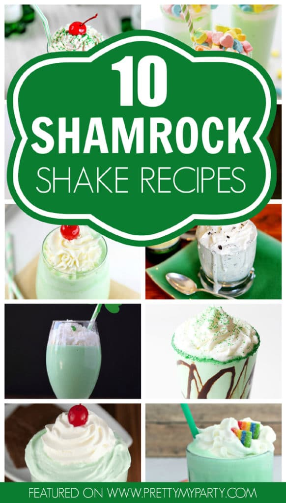 shamrock-shake-recipes