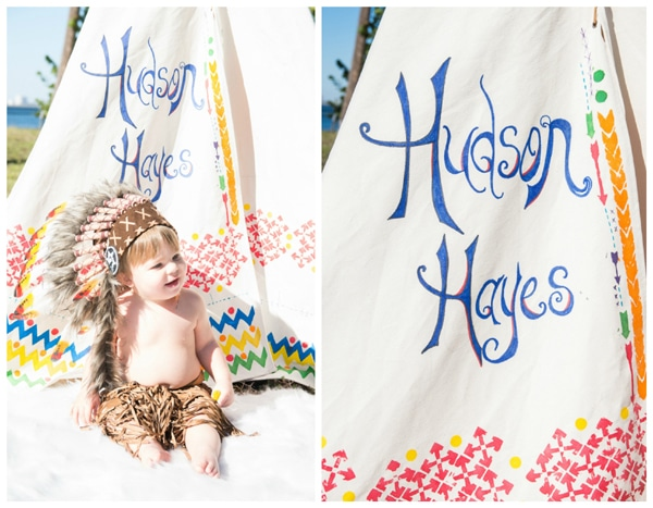 tee-pee-indians-first-birthday-theme