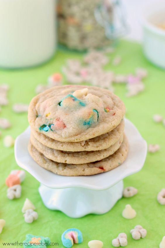 white-chocolate-luck-charm-cookies