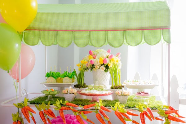 Easter-Bunny-Dessert-Cart