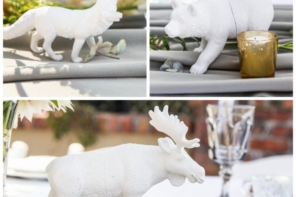 Chic Animal Inspired Baby Shower