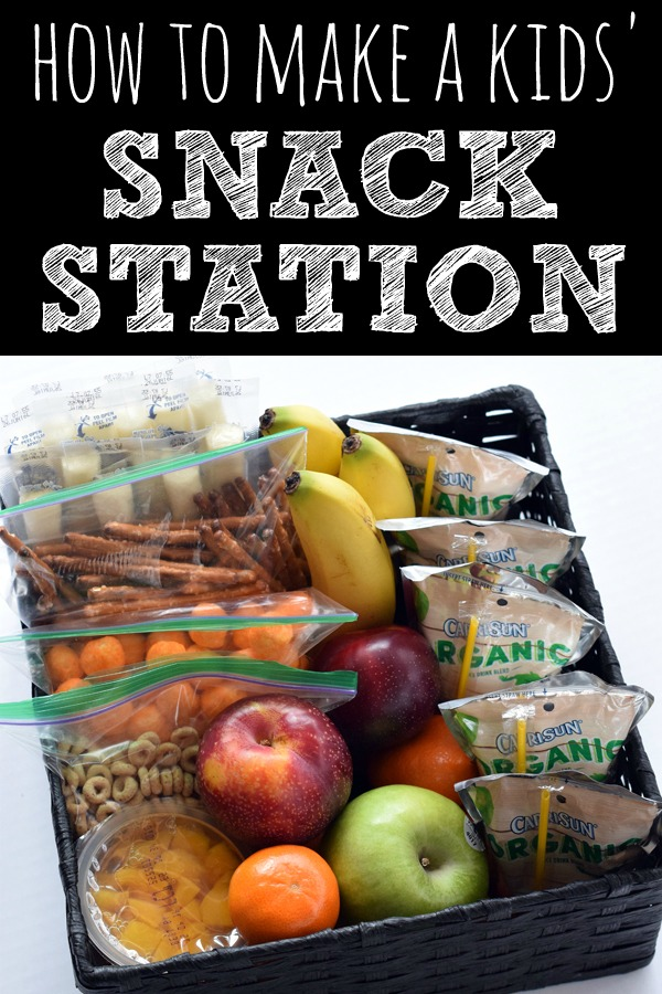 how-to-make-a-kids-snack-station
